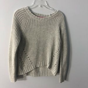 Cotton on gray knit sweater S